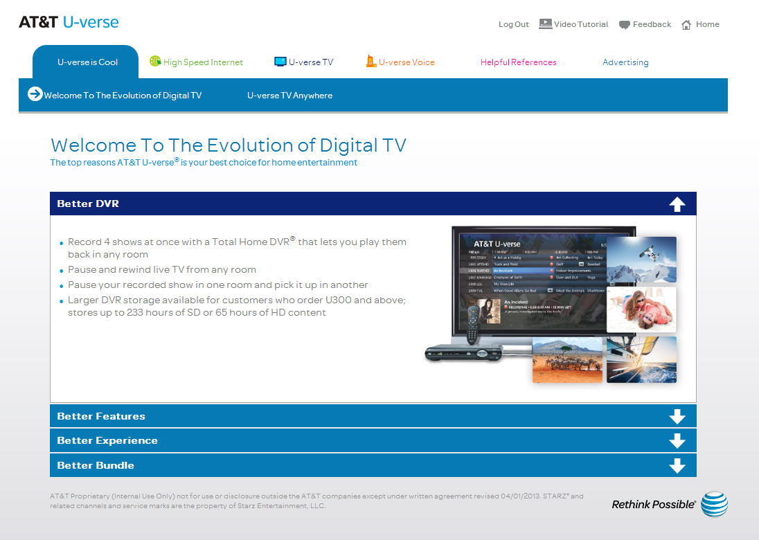 Software Solutions Implemented By Yumasoft Manage Att U Verse Dvr Online Atampt Playbook